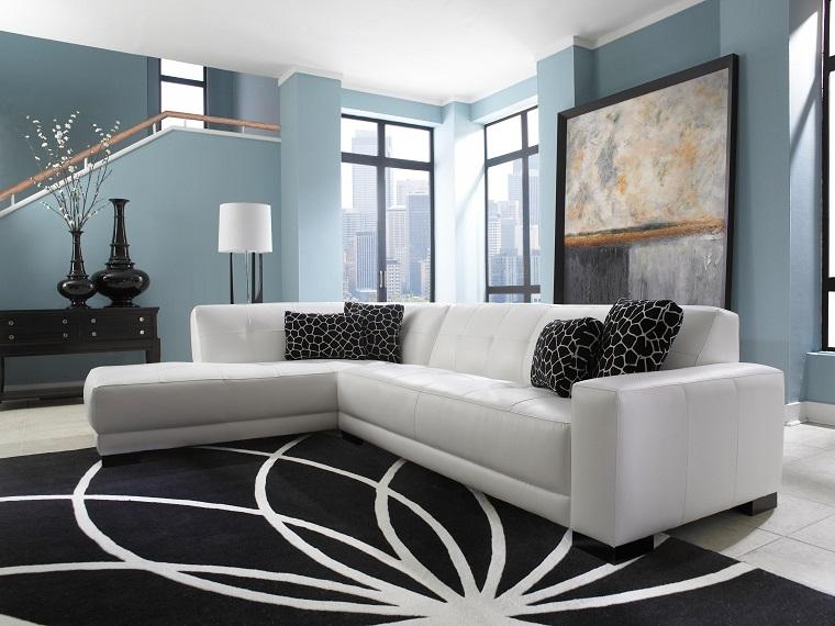 Arredamento soggiorno moderno: un must per gli appartamenti più alla ...