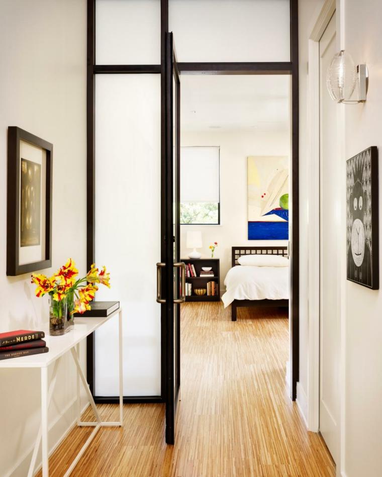 arredare corridoio idea-semplice-originale