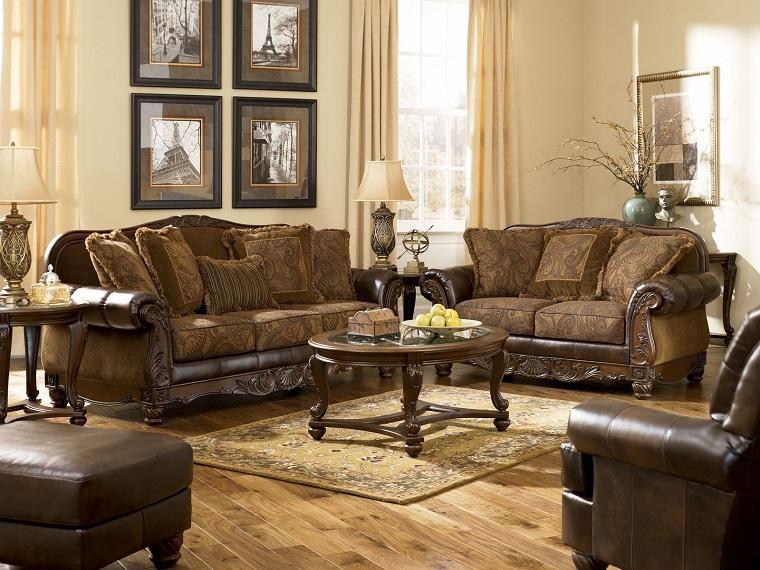 arredare-il-salotto-divani-stile-classico