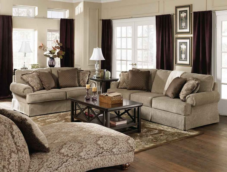 arredare-il-salotto-mobili-classici