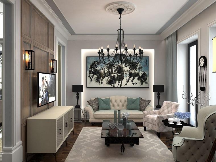 Zona living: consigli di arredamento per un ambiente confortevole ...