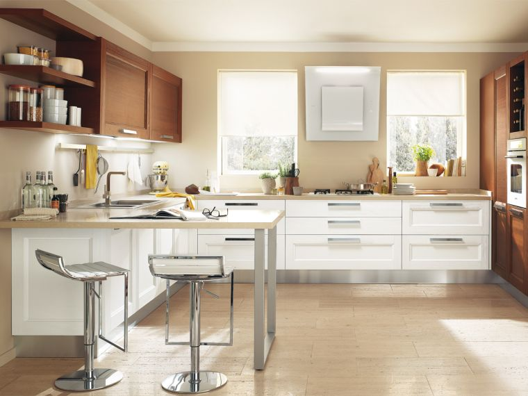 Arredo fai da te tante soluzioni per ogni ambiente della - Cucina componibile fai da te ...