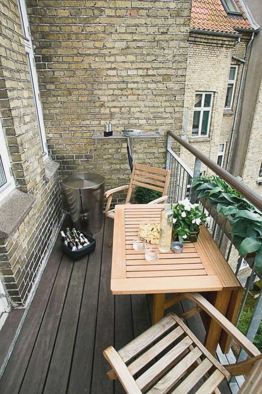 Balcone Lungo E Stretto arredare balcone piccolo: tante idee e composizioni