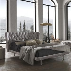 1001 idee come arredare la camera da letto con stile - Camera da letto grigia ...
