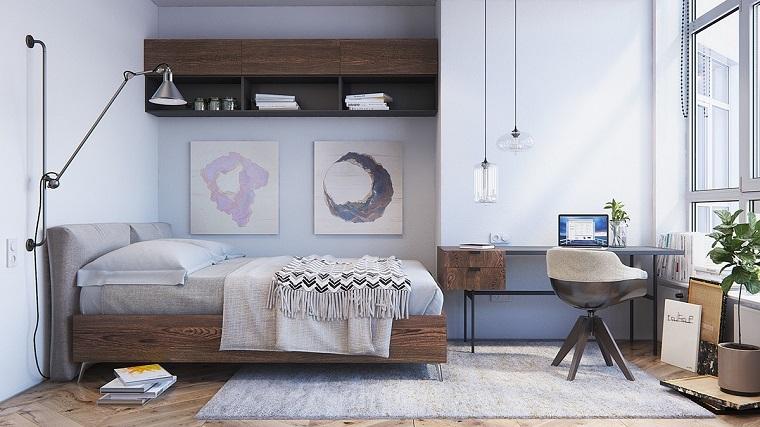 camera-da-letto-mobili-legno