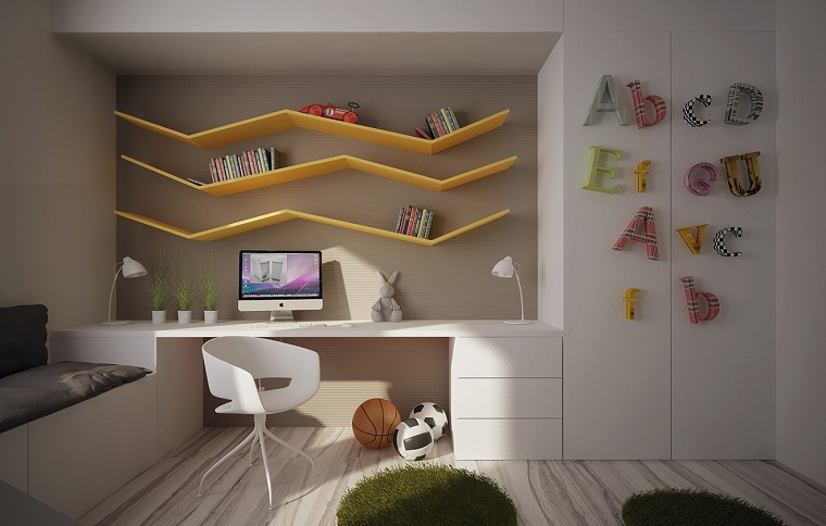 Decorare Con Le Mensole : Wall decor idee originali per decorare le pareti di casa