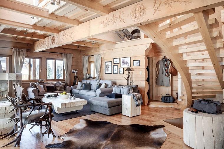 Casa montagna che passione ecco alcune idee imperdibili - Idee arredamento casa montagna ...