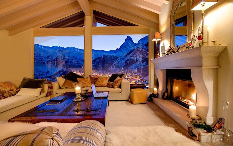 Case Di Montagna Interni : Casa montagna che passione ecco alcune idee imperdibili per