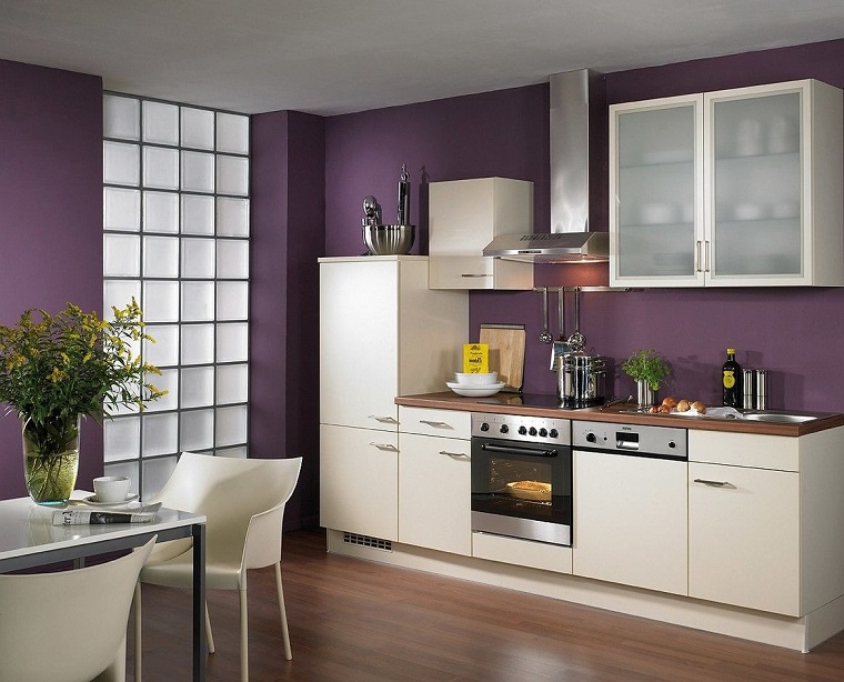 Best Colore Parete Cucina Contemporary - Home Interior Ideas ...