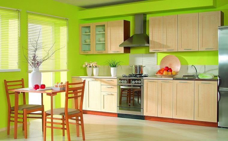 Le migliori immagini cucina verde - Migliori conoscenze, immagini e ...