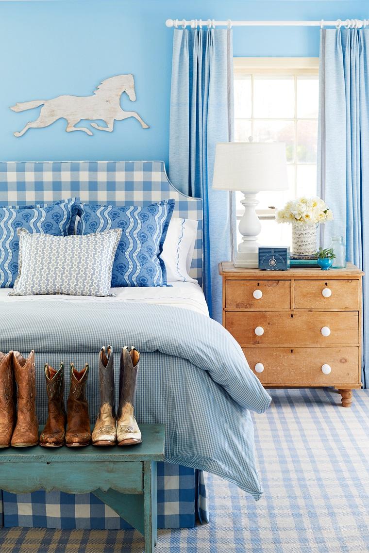 come-arredare-casa-camera-letto-pareti-blu