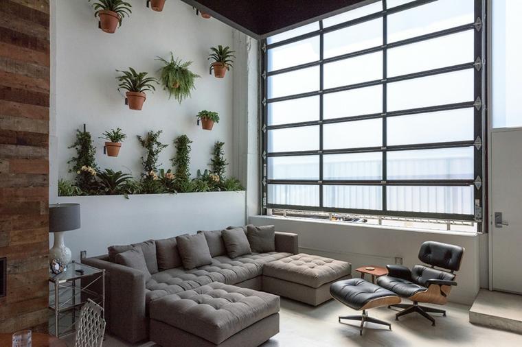 come-arredare-casa-decorazioni-floreali-parete-soggiorno