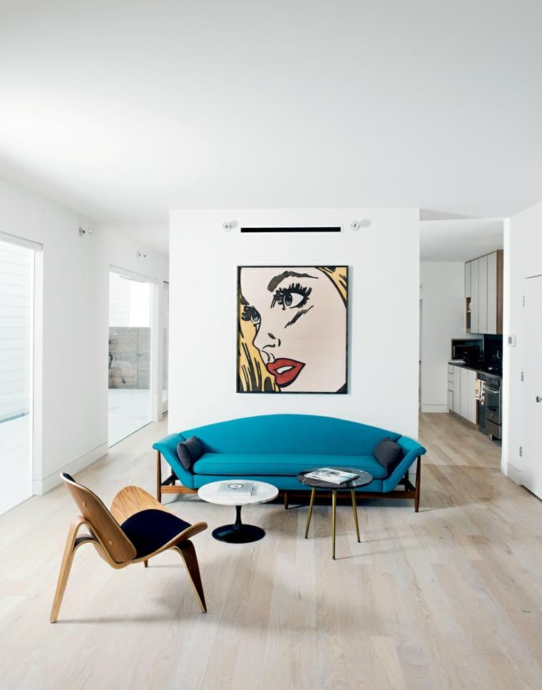come-arredare-casa-idea-salotto-divano-blu