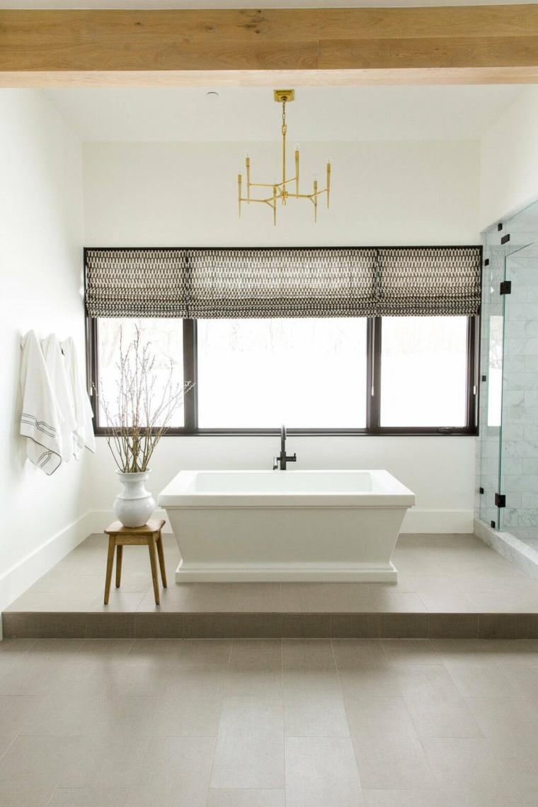 come-arredare-casa-vasca-freestanding-forma-rettangolare