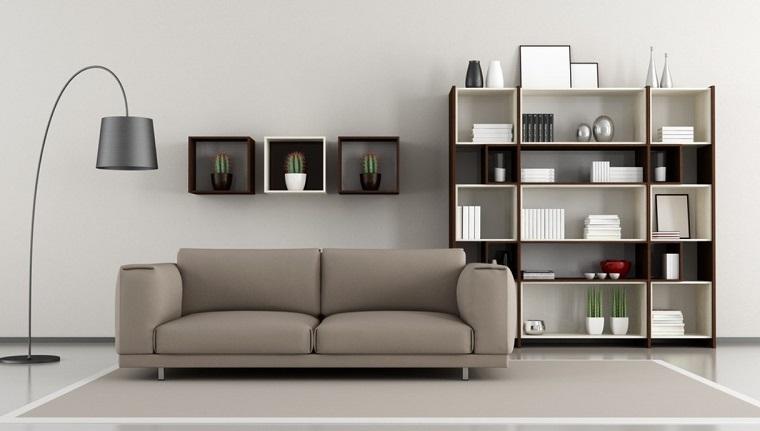 come arredare salotto-mobili-moderni