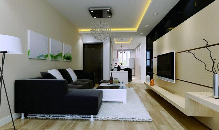 come-arredare-un-salotto-stile-moderno