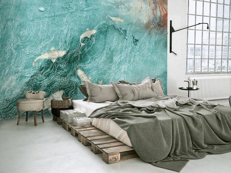Come decorare una parete soluzioni originali e di design - Decorare una parete ...