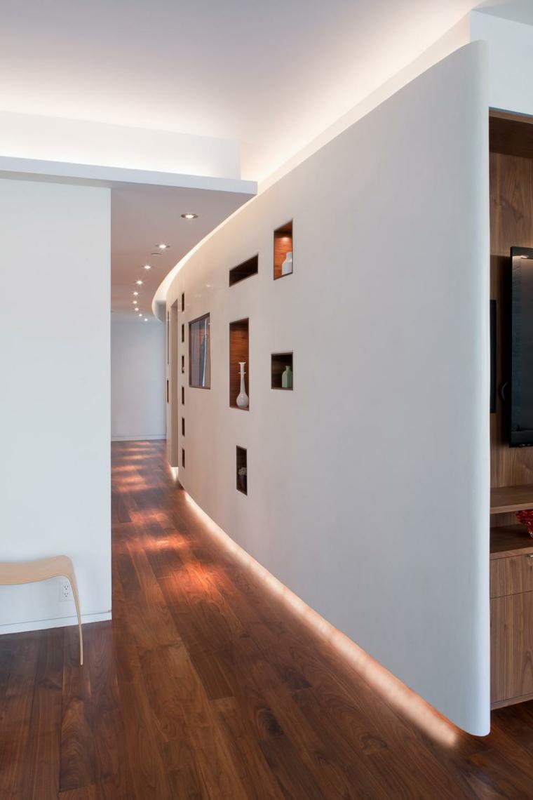 corridoio-originale-moderno-particolare