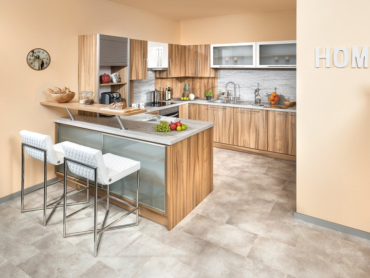 Cucina angolare: una configurazione adatta a quasi tutti gli spazi ...