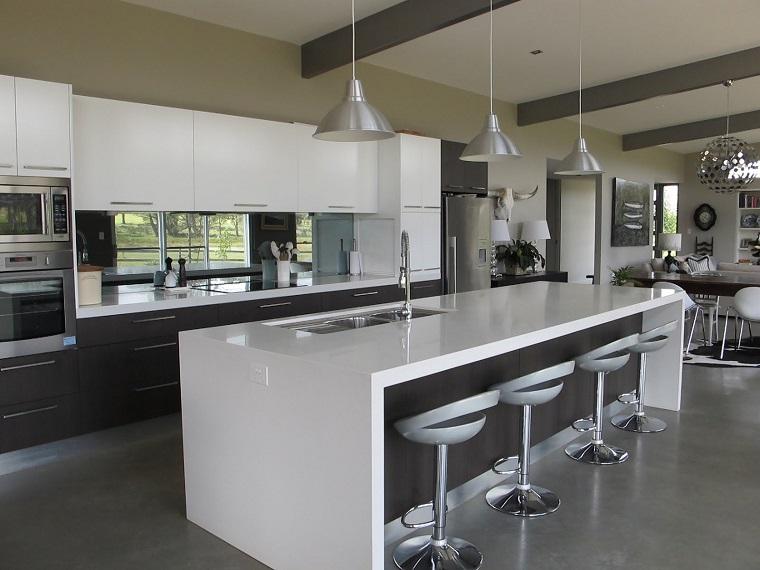 Cucina con isola centrale: spazio e funzionalità per chef e non solo ...