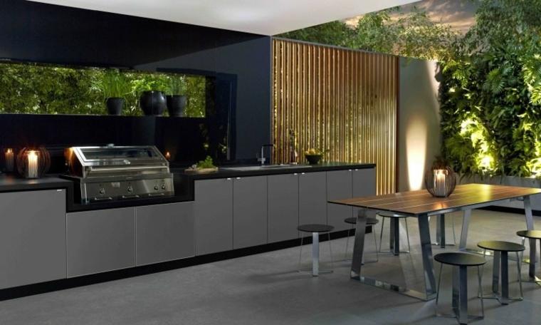 cucina da esterno idea-interessante