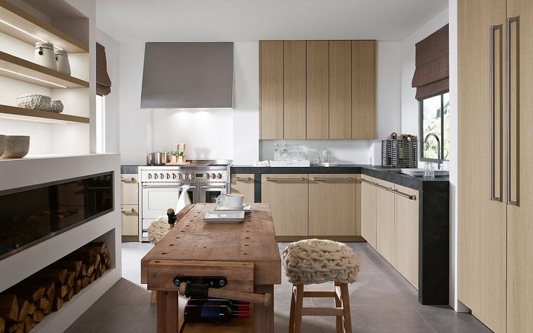 cucina rustica-proposta-inserti-moderni