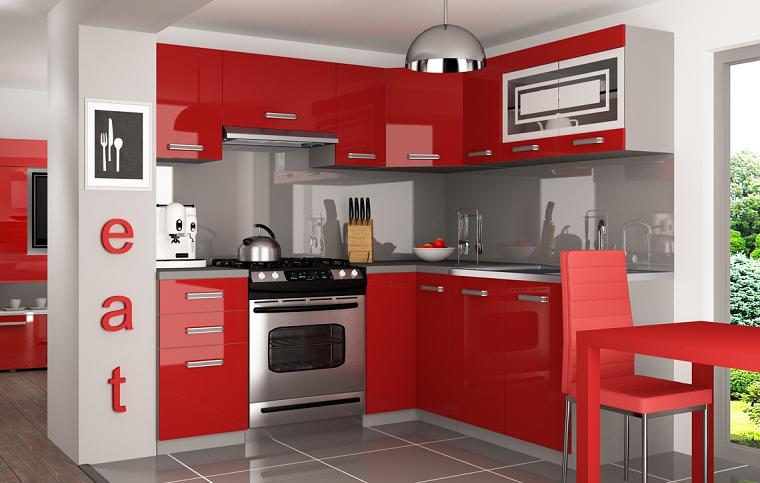 cucine-ad-angolo-design-moderno-colore-rosso