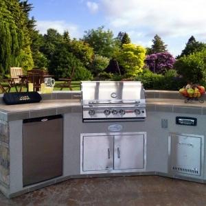 Cucine da giardino: ecco come trasformare il proprio outdoor