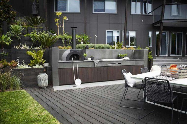 Cucine da giardino: ecco come trasformare il proprio outdoor ...