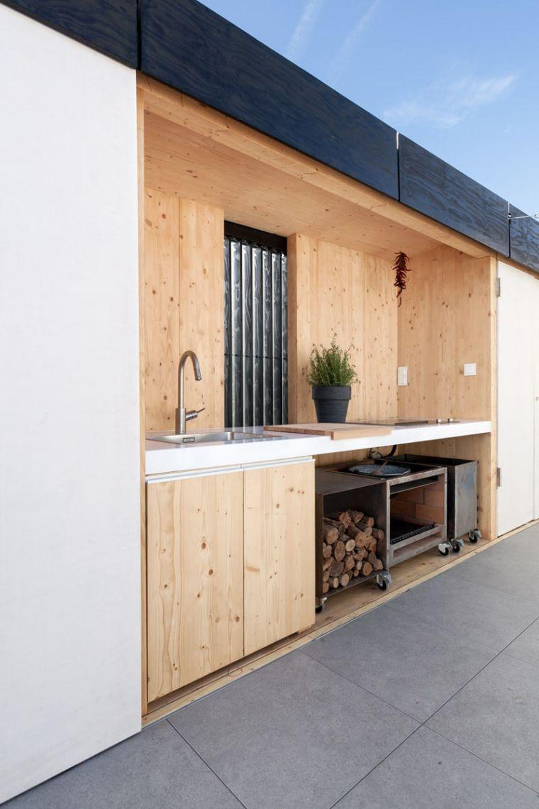 cucine da giardino-idea-legno-barbecue