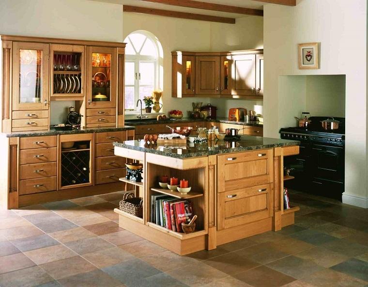 Cucine rustiche, composizioni calde e accoglienti ispirate ...