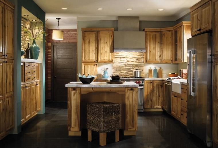 Cucine Piccole Rustiche : Cucine rustiche composizioni calde e accoglienti ispirate alla
