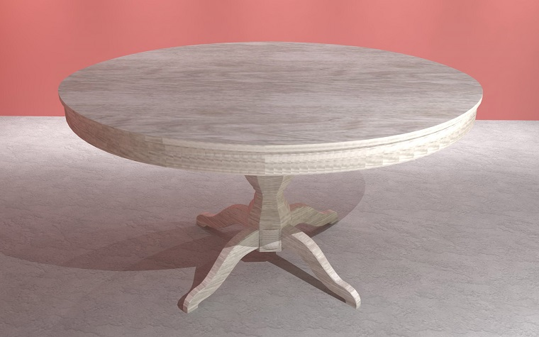 decapare-un-mobile-tavolino-basso-rotondo