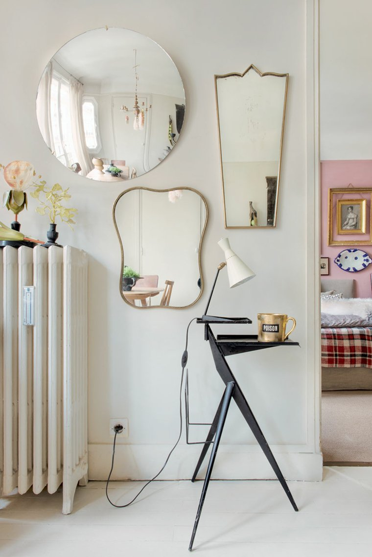 decorare-casa-parete-specchi-design