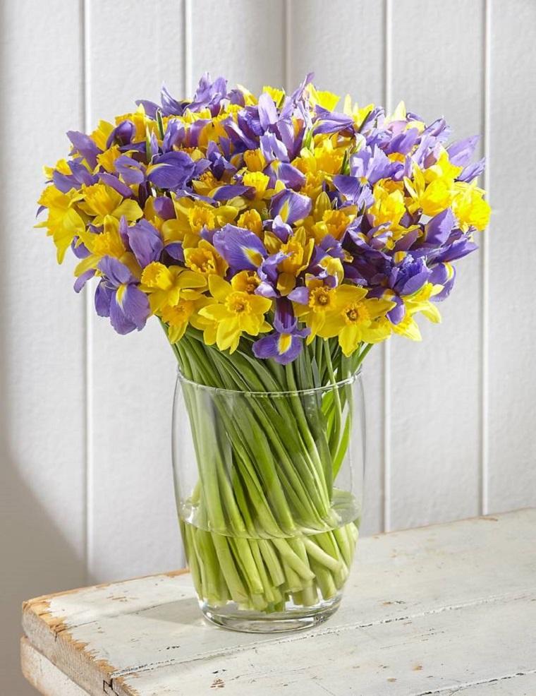 decorare la casa-composizione-floreale