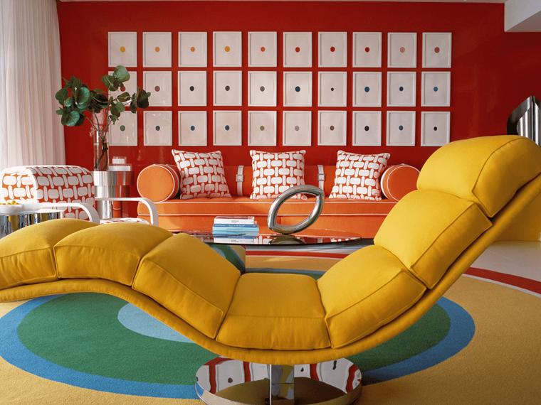 decorare pareti-idea-soggiorno-moderno