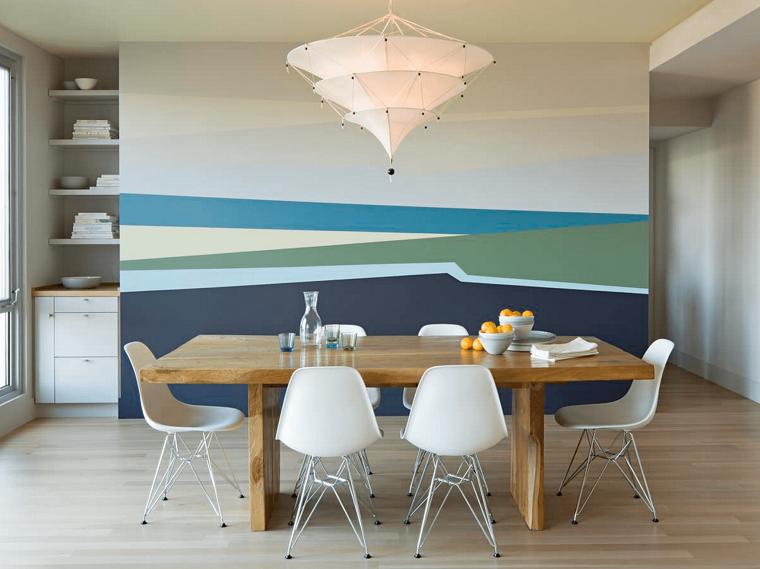 decorazioni-pareti-sala-da-pranzo