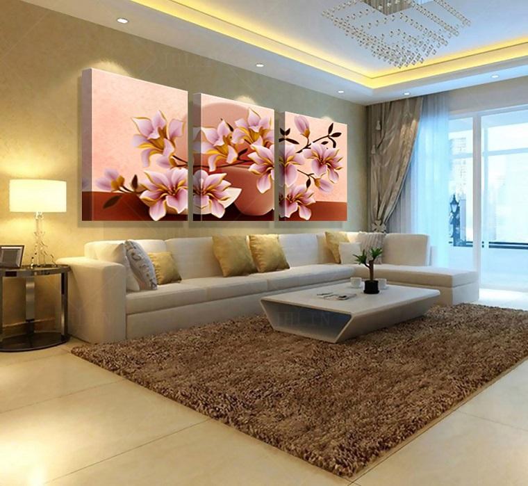 Idee fai da te per la casa soluzioni d 39 arredo e for Idee quadri soggiorno