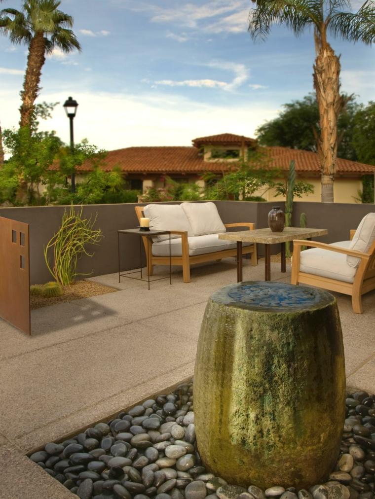 fontane da giardino-stile-moderno