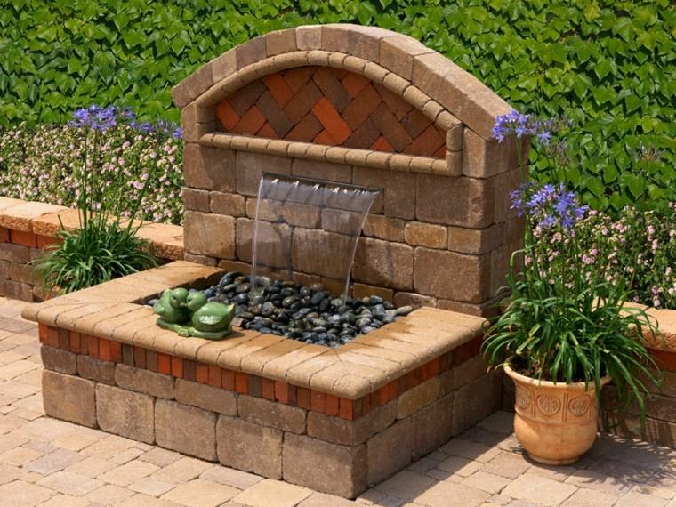 fontane da giardino-stile-tradizionale