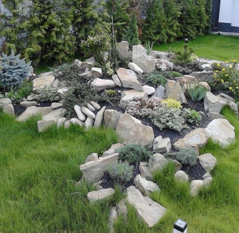 Giardini rocciosi: ecco come creare unarea esterna originale ...