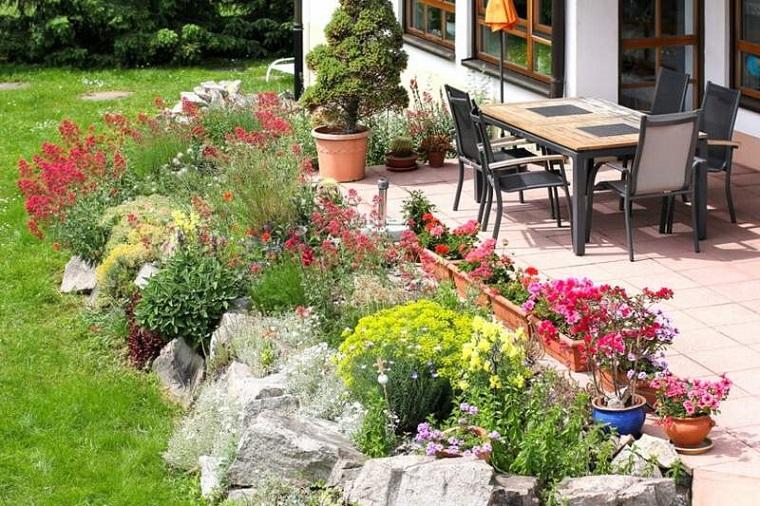 Giardini rocciosi ecco come creare un 39 area esterna for Piccoli giardini rocciosi