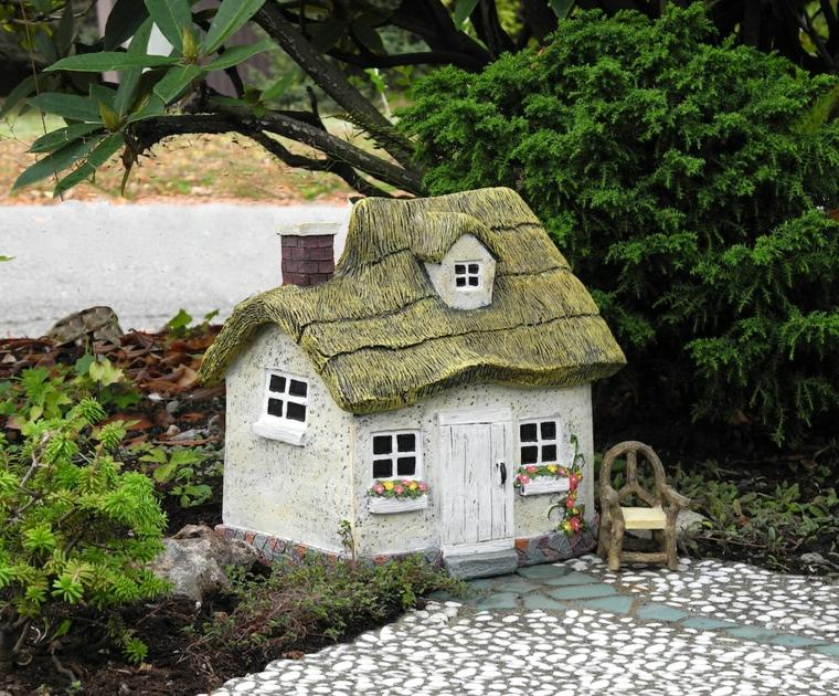 giardino-in-miniatura-casetta-piante