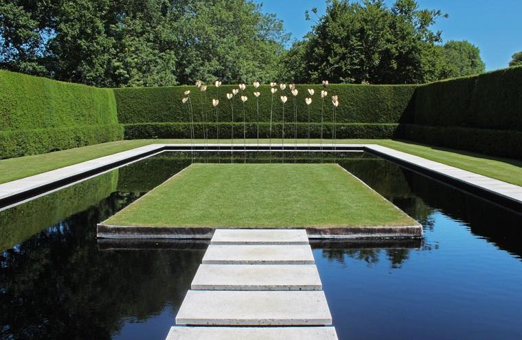 Immagini Di Giardini Moderni : Giardino moderno: 20 proposte di design per larea esterna archzine.it