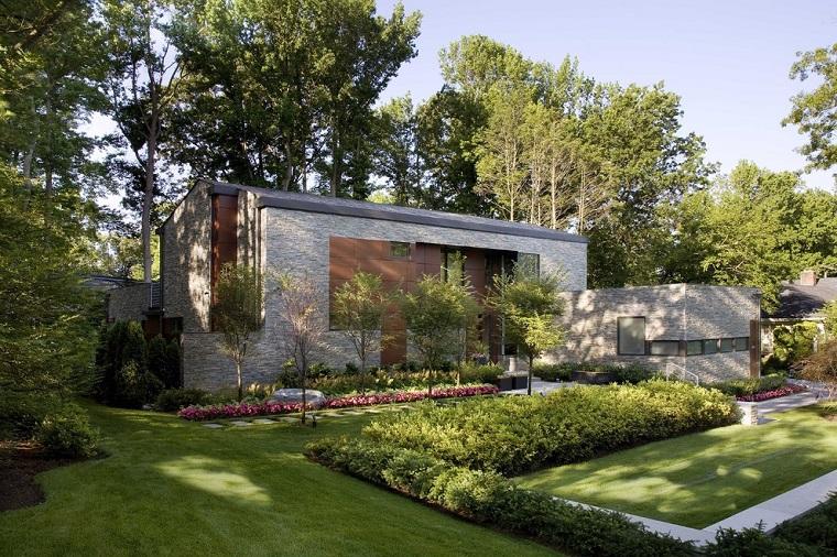giardino moderno-piante-aiuole