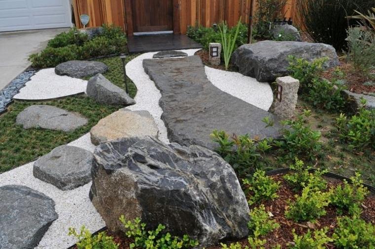 Giardino roccioso ecco come creare un 39 area esterna - Kleiner steingarten ...