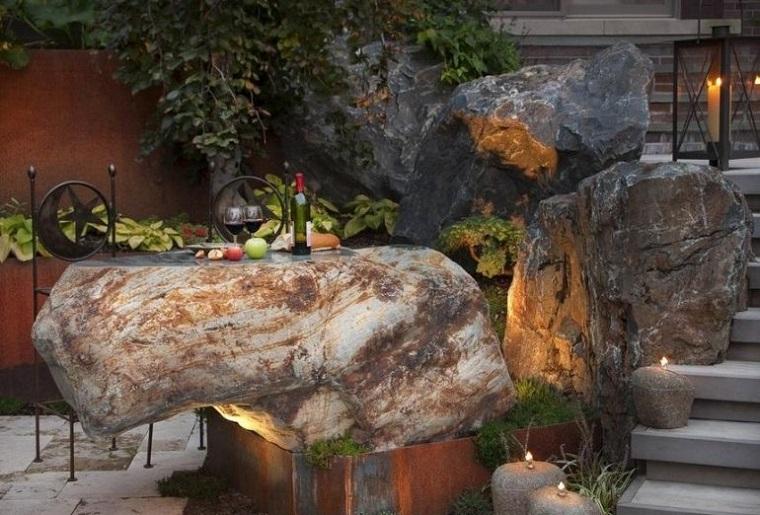 giardino roccioso-idea-tavolo-grande