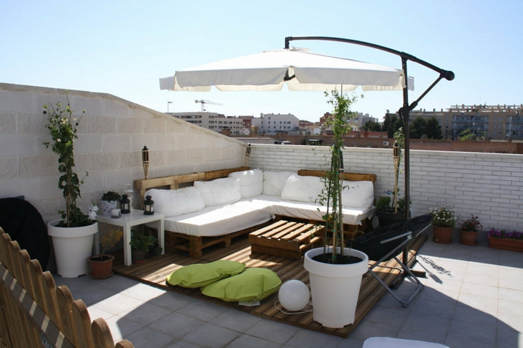 Awesome Arredo Terrazzo Economico Photos - Idee Arredamento Casa ...