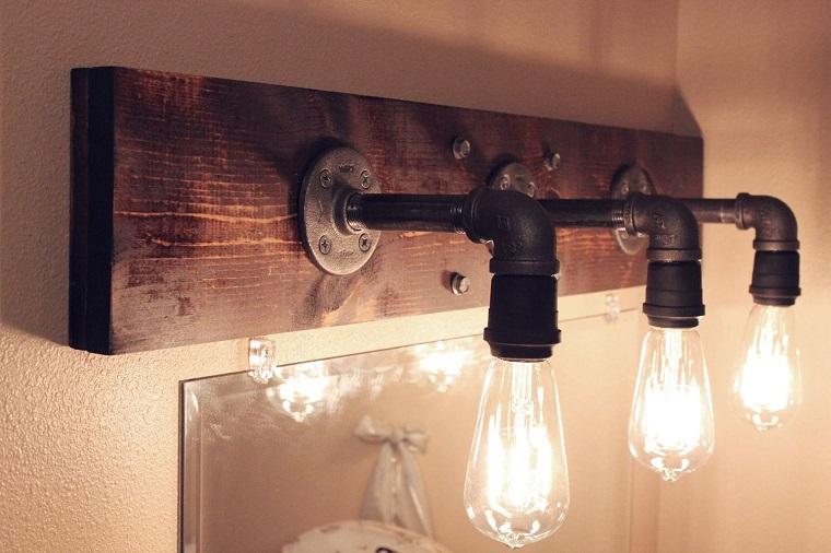 Lampadari per bagno non è solo una questione di luce archzine