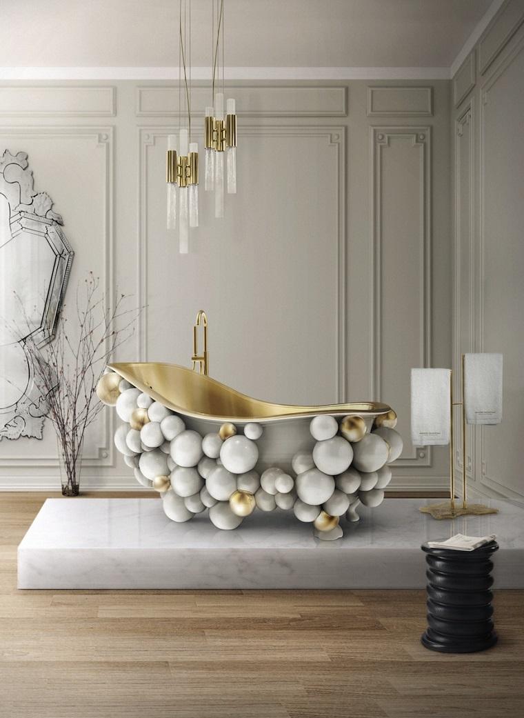 Lampadari per bagno non solo una questione di luce - Lampadari da bagno ...